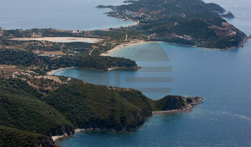 Plot in Ammouliani Island Fortune Realty Luxury real estate in