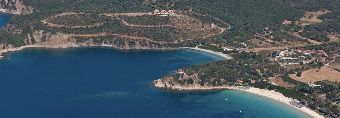 Plot in Ammouliani Island Fortune Realty Luxury real estate in